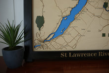 "Load image into Gallery viewer, St Lawrence River 23"" x 18"""