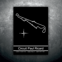 Load image into Gallery viewer, Circuit Paul Ricard