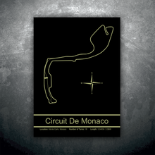 Load image into Gallery viewer, Circuit De Monaco