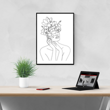 Load image into Gallery viewer, Flower head 2