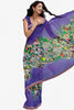Jhoomta Sawan Designer Printed Saree Collection:atisundar   delightful Designer Printed Saree in Violet & Multi  - 5339 - atisundar - 1 - click to zoom