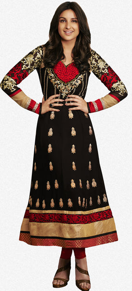 Parineeti Chopra Collection:atisundar divine   in Black - 4812 - atisundar - 1 - click to zoom