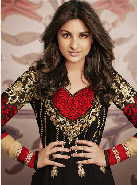 Parineeti Chopra Collection:atisundar divine   in Black - 4812 - atisundar - 5 - click to zoom