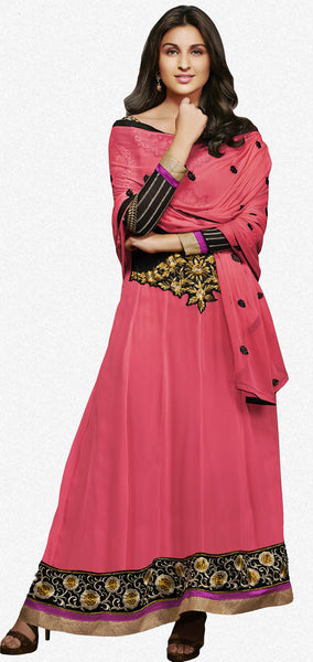 Parineeti Chopra Collection:atisundar Alluring   in Pink - 4813 - atisundar - 1 - click to zoom