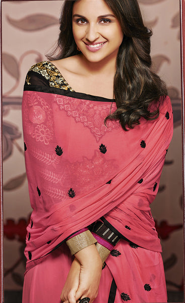Parineeti Chopra Collection:atisundar Alluring   in Pink - 4813 - atisundar - 4 - click to zoom
