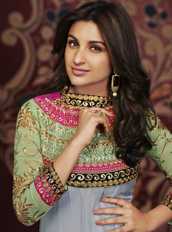 Parineeti Chopra Collection:atisundar magnificent   in Gray - 4815 - atisundar - 3