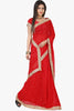 Designer Saree:atisundar comely Designer Sarees in Red  - 11140 - atisundar - 1 - click to zoom