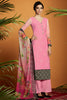 Designer Straight Cut:atisundar Superb Light Pink Designer Plazzo Straight Cut by Kimora - 12129 - atisundar - 3 - click to zoom