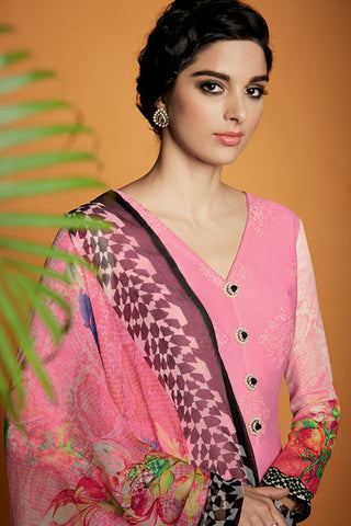 Designer Straight Cut:atisundar Superb Light Pink Designer Plazzo Straight Cut by Kimora - 12129 - atisundar - 4