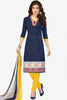 Designer Straight Cut:atisundar charming Blue Designer Party Wear Straight Cut - 13178 - click to zoom