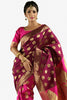 Designer Party Wear Saree:atisundar beauteous Designer Party Wear Saree in Pink  - 14261 - click to zoom