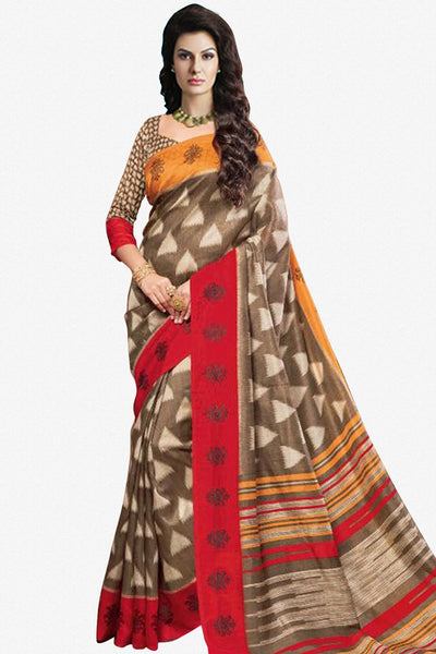 Designer Sarees:atisundar marvelous Designer Party Wear Sarees in Multi  - 12452 - atisundar - 1 - click to zoom