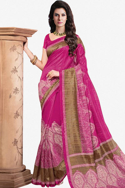 Designer Sarees:atisundar bewitching Designer Party Wear Sarees in Pink  - 12456 - atisundar - 1 - click to zoom