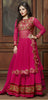 The Rimi Sen Collection:atisundar appealing Pink Designer Embroidered Anarkali - 8918 - atisundar - 2 - click to zoom