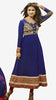 Parineeti Chopra For Siya:atisundar charming Blue Bollywood Embroidered Anarkali - 5954 - atisundar - 1 - click to zoom