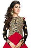 Designer Embroidered Anarkali!:atisundar fascinating Red Anarkali - 7773 - atisundar - 3 - click to zoom