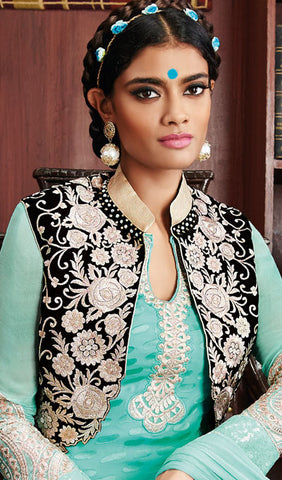 Desiner Stright cut:atisundar Awesome Rama Designer Straight Cut  - 8657 - atisundar - 7 - click to zoom