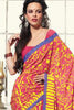 Excellent Pink Colored Print Saree - 3492 - atisundar - 4 - click to zoom