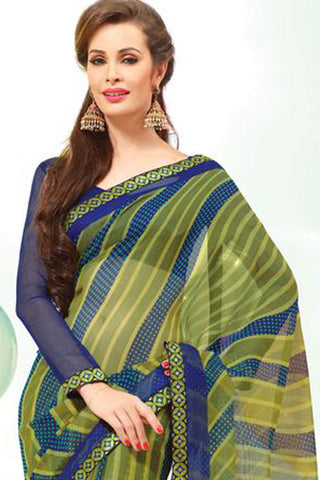 atisundar Great Multi Colored Saree - 3904