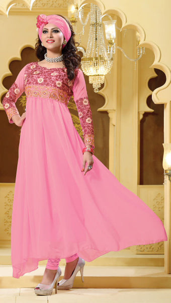 Urvashi Rautela Miss Universe Collection:atisundar Lovely   in Pink - 5248 - atisundar - 2 - click to zoom