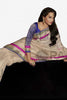Rajguru Lotus Featuring Sonakshi:atisundar   angelic Bollywood Designer Saree in Cream  - 4540 - atisundar - 2 - click to zoom
