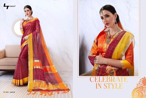 Tulsi Silk By LT Fabrics - click to zoom