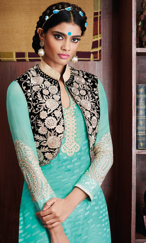 Desiner Stright cut:atisundar Awesome Rama Designer Straight Cut  - 8657 - atisundar - 4 - click to zoom