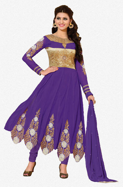 Urvashi Rautela Miss Universe Collection:atisundar Great   in Purple - 5257 - atisundar - 1 - click to zoom
