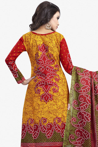 Designer Straight Cut:atisundar wonderful Yellow Designer Party Wear Straight Cut - 12883