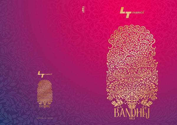 Bandhej Vol 2 By LT fabrics - click to zoom