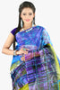 Designer Party wear Saree:atisundar magnificent Designer Printed Party Wear Saree in Supernet in Multi  - 11516 - atisundar - 2 - click to zoom
