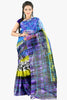 Designer Party wear Saree:atisundar magnificent Designer Printed Party Wear Saree in Supernet in Multi  - 11516 - atisundar - 1 - click to zoom