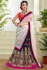 Designer Lehenga:atisundar Great Velvet  Designer Party Wear Lehenga in Peach - 11839 - atisundar - 3 - click to zoom