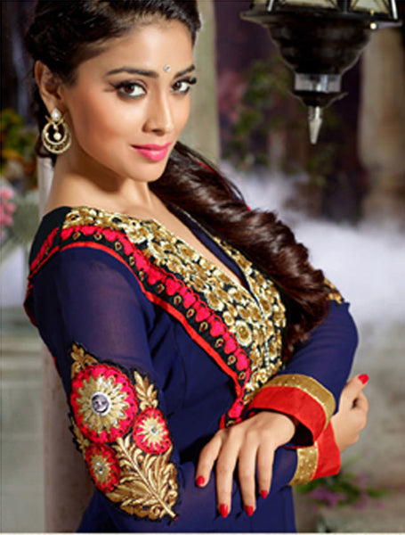 Shriya:atisundar excellent   in Navy Blue - 4953 - atisundar - 4 - click to zoom