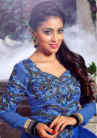 Shriya:atisundar enticing   in Blue - 4955 - atisundar - 4