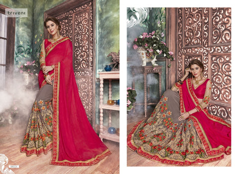 Kalpana Vol 14 By Triveni Sarees