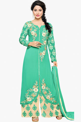 The Akshara Collection Straight Cuts Anarkalis And Partywear Suits