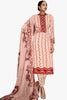 Designer Straight Cut:atisundar Lovely Light Pink And Red Designer Embroidered Party Wear Straight Cut In Faux Georgette - 11526 - atisundar - 1 - click to zoom
