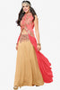 Designer Lehenga:atisundar Alluring Banglori Silk Designer Party Wear Lehenga in Pink And Cream - 12350 - atisundar - 2 - click to zoom