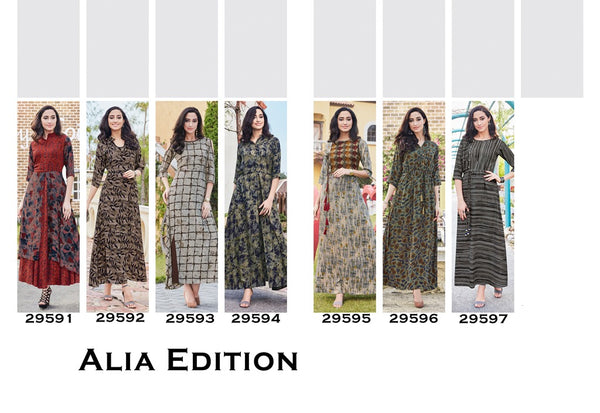 Alia Edition By Urban Naari - click to zoom