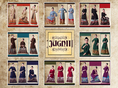 Arzoo Vol 2 By jugni Creation
