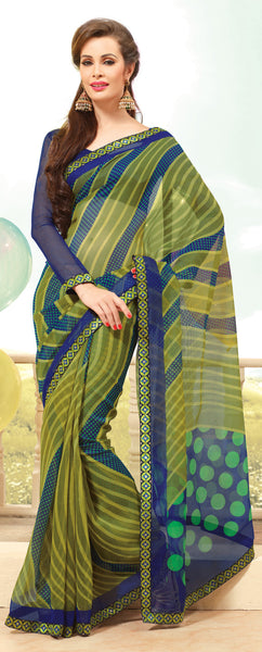 atisundar Great Multi Colored Saree - 3904 - atisundar - 3 - click to zoom