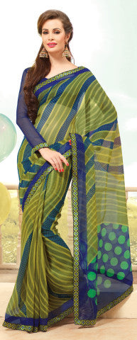 atisundar Great Multi Colored Saree - 3904 - atisundar - 1 - click to zoom