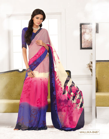 atisundar Bewitching Pink Colored Saree - 3284 - atisundar - 3 - click to zoom