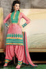 Designer Straight Cut:atisundar Great Light Pink Designer Embroidered Straight Cut - 10658 - atisundar - 1 - click to zoom