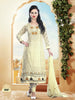 Pure Cotton Delite:atisundar elegant   in Cream - 5635 - atisundar - 2 - click to zoom