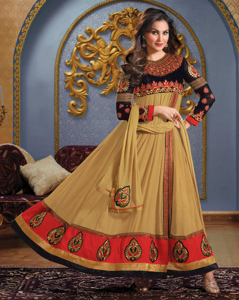 Lara Dutta Collection:atisundar gorgeous   in Beige - 4970 - click to zoom