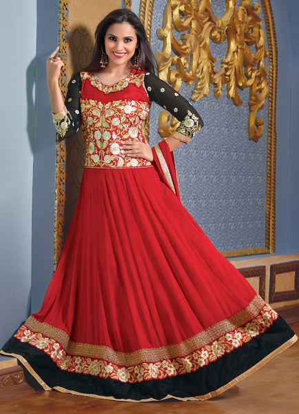 Lara Dutta Collection:atisundar fair   in Red And Black - 4971 - atisundar - 3 - click to zoom
