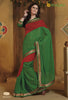 Rajguru Radiance:atisundar   fascinating Designer Embroidery Saree in Green  - 5388 - atisundar - 1 - click to zoom