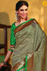 Rajguru Radiance:atisundar   marvelous Designer Embroidery Saree in Golden  - 4641 - click to zoom
